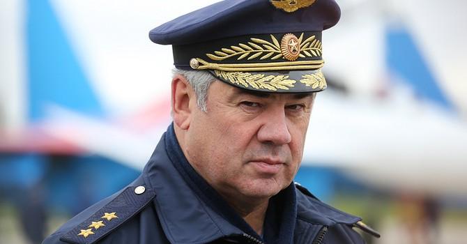 Tổng thống Putin miễn nhiệm Thượng tướng Viktor Bondarev