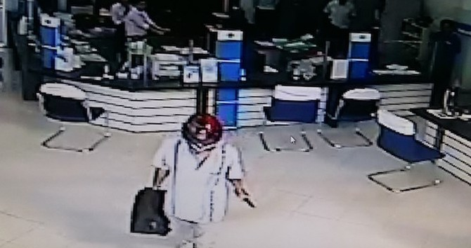 Công bố nhận dạng kẻ cướp ngân hàng ở Vĩnh Long