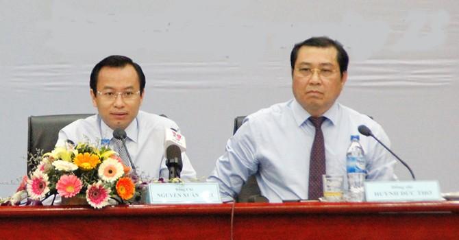 Thành ủy Đà Nẵng họp xử lý kỷ luật bí thư, chủ tịch Thành phố