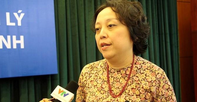 """Bà Phạm Khánh Phong Lan: """"Hãy giao hết việc quản lý thực phẩm cho chúng tôi"""""""