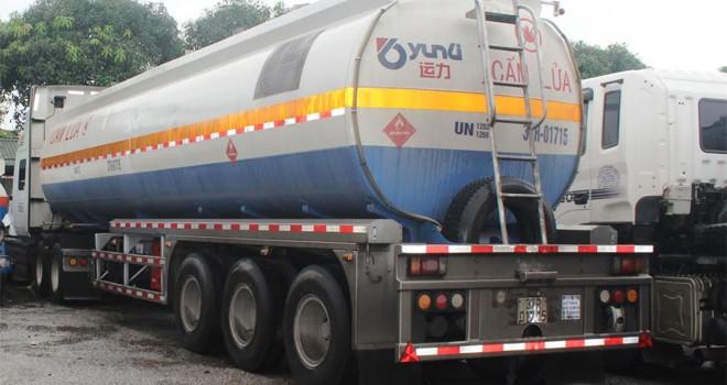 2 triệu lít xăng A92 pha lẫn một nửa dung môi đã được bán ra thị trường
