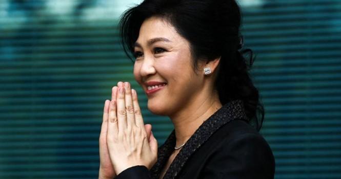 Interpol từ chối truy nã quốc tế bà Yingluck
