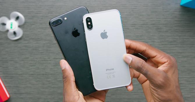 Thêm 300 USD, iPhone X có gì hơn iPhone 8
