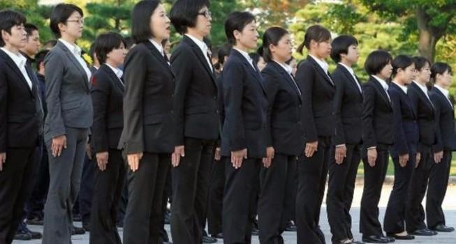 Đội cận vệ toàn nữ bảo vệ Đệ nhất phu nhân Mỹ ở Nhật