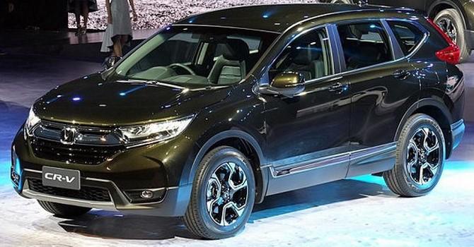 """Công nghệ tuần qua: Honda CR-V từ vị trí á quân đến """"mất hút"""" trong bảng xếp hạng xe ăn khách"""