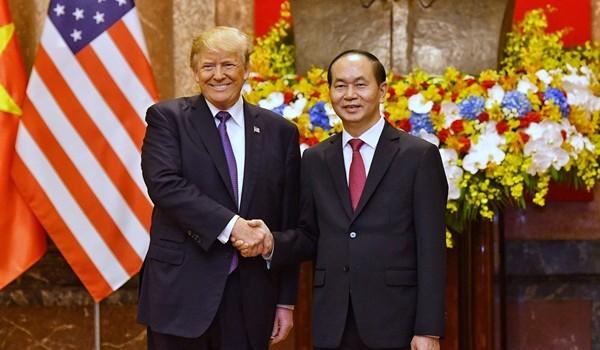 Việt - Mỹ sắp thống nhất kế hoạch hợp tác quân sự mới
