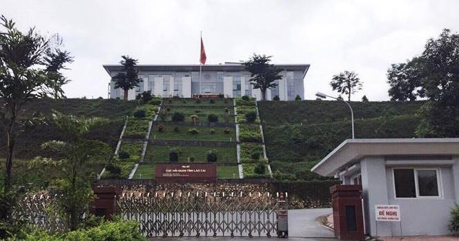 Phòng làm việc lãnh đạo hải quan Lào Cai bị trộm đột nhập