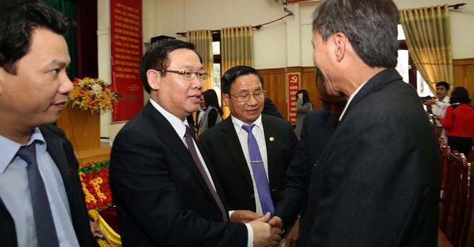 Phó Thủ tướng: Chính phủ không có chủ trương đổi mới chữ viết