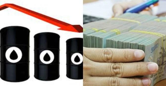 Năm 2015, ngân sách có thể hụt thu 37.000 tỷ đồng vì giá dầu giảm