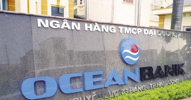 Ngân hàng Nhà nước làm gì sau khi mua OceanBank với giá 0 đồng?