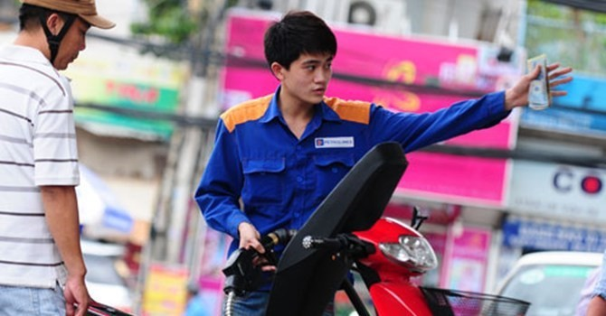 Hôm nay xăng dầu liệu có tăng giá mạnh?
