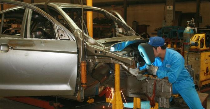 """Doanh nghiệp ôtô """"tố"""" nhau về phương án tính thuế xe nhập khẩu"""