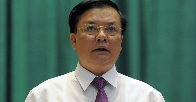 """Bộ trưởng Tài chính: """"Giá xăng dầu bán lẻ tăng 30% là hợp lý"""""""