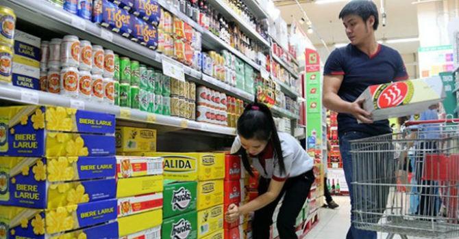 Gánh thuế tiêu thụ đặc biệt, bia sẽ tăng giá 10%?
