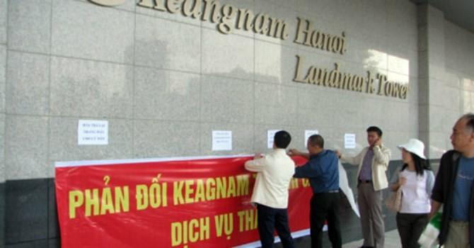 """""""Cuộc chiến"""" phí bảo trì, Keangnam Vina chỉ cần giao 125 tỷ đồng"""