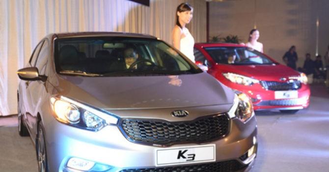 Bán được gần 1.500 ô tô, Kia lại giảm giá một loạt dòng xe