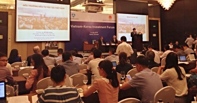 """Doanh nghiệp Hàn Quốc lo """"bài học FDI"""" của Trung Quốc lặp lại ở Việt Nam"""