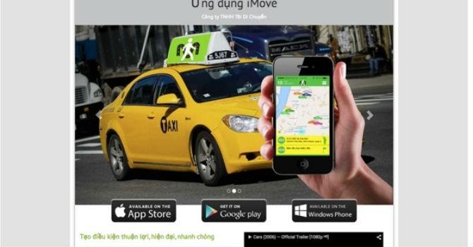 """Thị trường 24h: Lộ diện ứng dụng """"đối đầu"""" với Uber, Grabtaxi"""