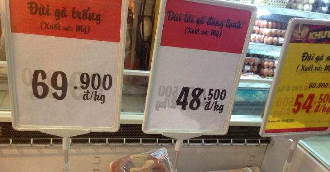 Thị trường 24h: Thịt gà Mỹ nhập khẩu giá rẻ có phải thực phẩm cho người?