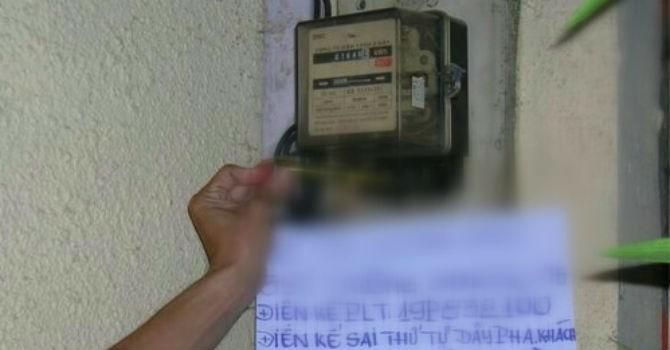 EVN: Phát hiện 6.552 vụ trộm cắp điện truy thu hơn 45 tỷ đồng