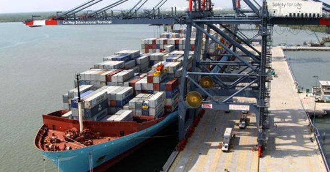 Gần 6.400 tỷ đồng xây luồng tàu biển Cái Mép - Thị Vải