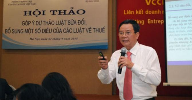 """Tăng thuế """"tận thu"""" doanh nghiệp: Việt Nam học từ Trung Quốc?"""