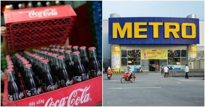 Đang điều tra nghi vấn chuyển giá của Metro, Coca Cola