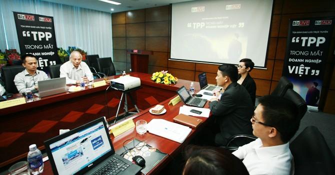 BizTALK: Doanh nghiệp Việt nói gì về TPP?