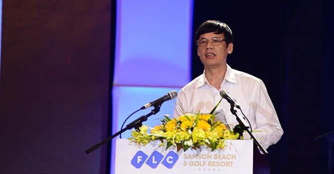 """Chủ tịch tỉnh Thanh Hoá: """"Thành công của doanh nghiệp là thành công của tỉnh"""""""