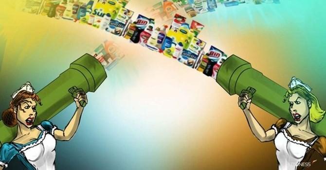 Thị trường 24h: P&G và Unilever - kẻ thu hẹp, người mở rộng
