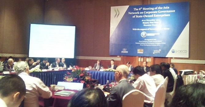 Doanh nghiệp nhà nước chỉ chiếm 3% GDP của Myanmar