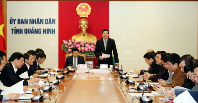"""Quảng Ninh """"cải thiện thực chất"""" môi trường đầu tư"""
