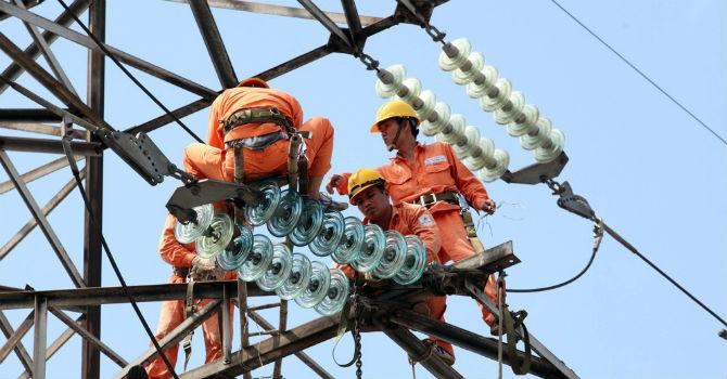 EVN không đề xuất tăng giá điện năm 2016