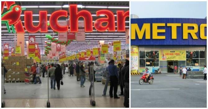 Thị trường 24h: Auchan sắp mở thêm 15 cửa hàng, hoàn tất thương vụ chuyển nhượng Metro