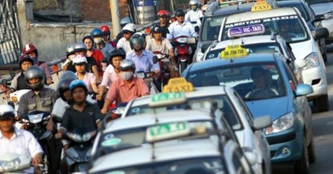 """Thị trường 24h: Có hay không giá cước taxi """"bất động""""?"""