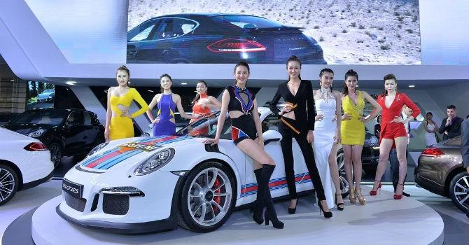Năm 2015 doanh số bán hàng Porsche Việt Nam tăng gấp đôi