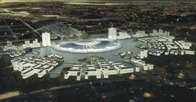 Cổ Loa sắp có trung tâm hội chợ triển lãm tầm cỡ quốc tế