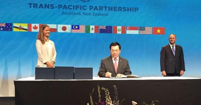 Chính thức công bố toàn văn Hiệp định TPP bằng tiếng Việt