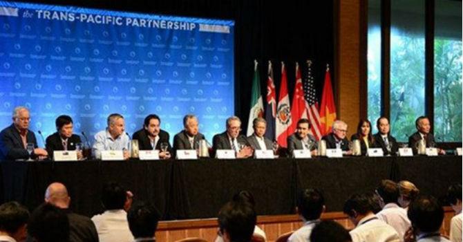 """Tuyên bố Bộ trưởng các nước TPP: """"TPP sẽ giúp tăng cường sự thịnh vượng chung"""""""
