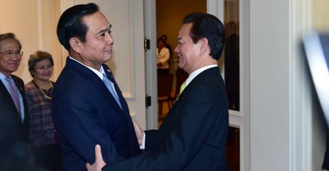 Đề nghị Thái Lan phối hợp chặt chẽ trong giải quyết vấn đề ngư dân
