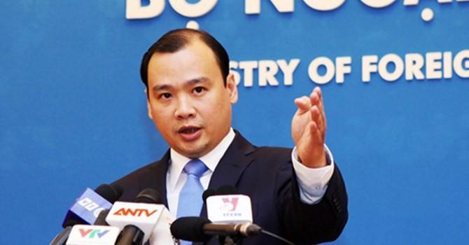 Việt Nam gửi công hàm tới Liên hợp quốc phản đối Trung Quốc đặt tên lửa ở Hoàng Sa