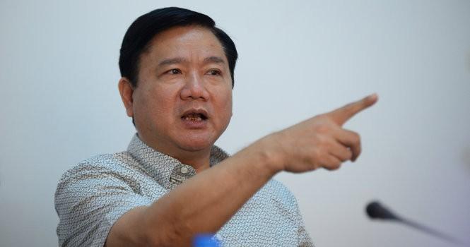 Những phát ngôn ấn tượng của Bí thư TP.HCM Đinh La Thăng