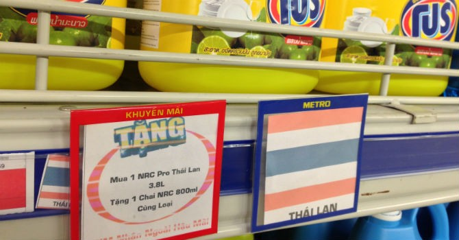 """Thị trường 24h: Hàng Thái, Nhật """"đánh bật"""" hàng Việt"""