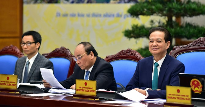 Thủ tướng chỉ đạo đẩy nhanh tốc độ giải ngân vốn ODA