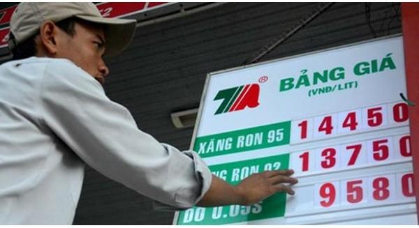 Hôm nay, giá xăng có thể tăng từ 300-500 đồng/lít?