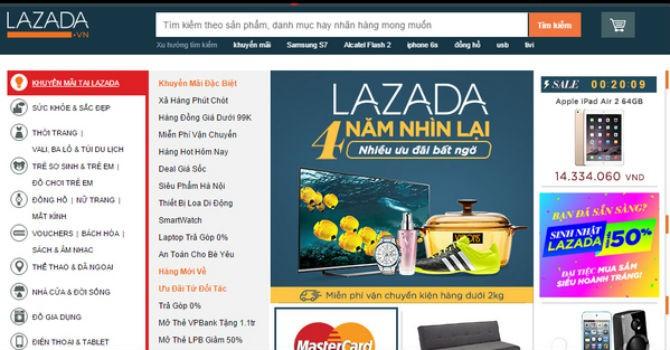 """Thị trường 24: Tin Lazada sắp rút khỏi Việt Nam chỉ là """"tin đồn nhảm"""""""