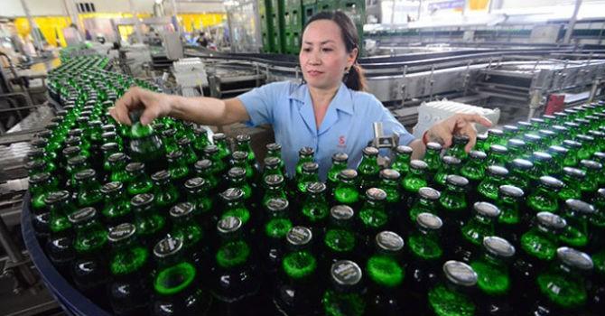 Bia, rượu tính chuyện tăng giá
