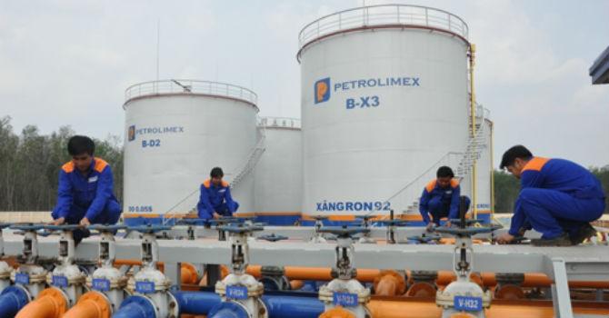 Tăng nhập khẩu xăng dầu từ ASEAN, giảm mạnh từ Trung Quốc