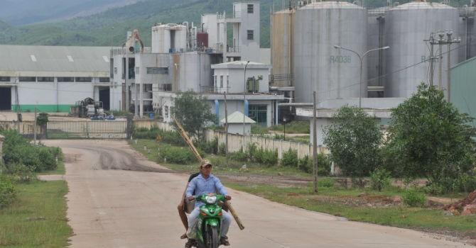 Hàng loạt nhà máy xăng sinh học dùng công nghệ Trung Quốc