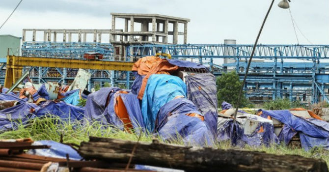 SCIC xin ưu đãi cho dự án thép hơn 8.000 tỷ thành đống sắt gỉ chờ nhà thầu Trung Quốc